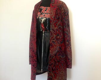 70's Tapestry Bohemian Dream Coat