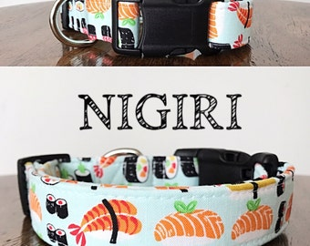 Nigiri - Sushi Inspired Handmade Collar