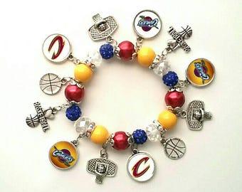 Cleveland Cavaliers Bracelet