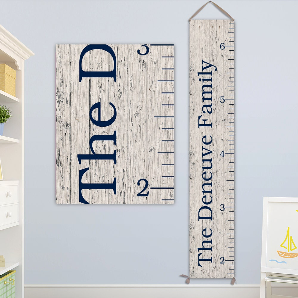 Family gift personalized family growth chart on canvas wooden family gift personalized family growth chart on canvas wooden growth ruler gc0102n nvjuhfo Image collections