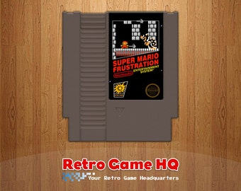 NES - Super Mario Frustration
