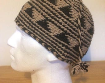 Handmade Moroccan hat/beanie