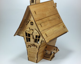 Toon Haunted House