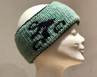 Double face headband