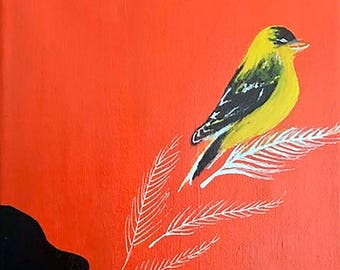 I Am Bird + Feathers