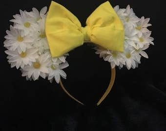 Yellow Daisey Mouse Ears