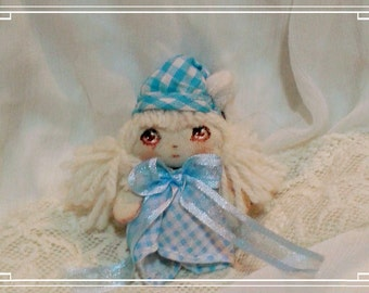 Tiny Rag-doll Iris
