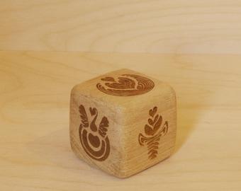 Latte Art Dice | Intermediate