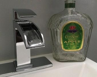 Crown Royal Apple Soap Dispenser