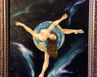 Dancing with Planet Earth