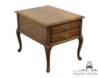 BRANDT Hagerstown MD County French End Table English Antique 7133