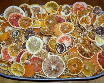 Sunshine State UPSCALE CITRUS and STARFRUIT potpourri - over one pound