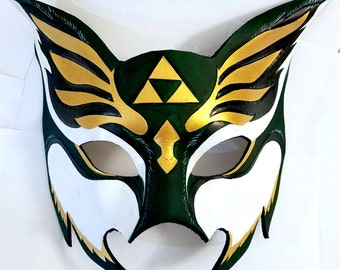 Wolf Link Mask