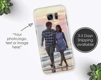 Custom Samsung Galaxy S7 case | Samsung S7 case | custom photo case | personalized Galaxy S7 case | Galaxy S7 case | S7 back cover