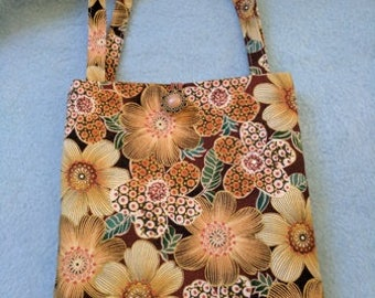 Small tote, handbag, tablet bag, cell phone and accessory bag.