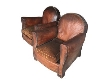 leather club chairs - Leather Club Chairs