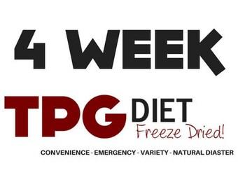 Freeze Dried TPG Diet Sugar Glider