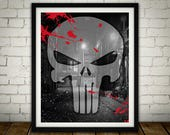 The Punisher Logo - Digit...
