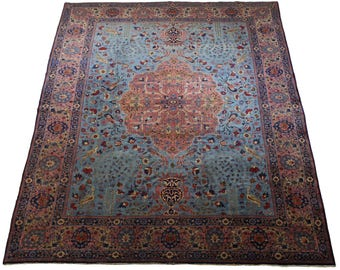 Large Tabriz Carpet