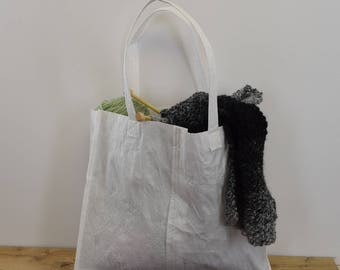 Tote Bag, Market Bag, Recycled Grocery Bags, Reusable Market Bag, Environmentally Friendly