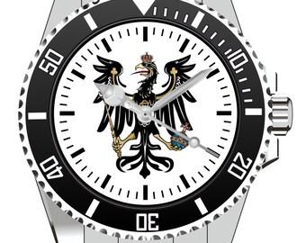 Prussia Prussia Königsberg Kaliningrad Eagle motif watch - watch 1247