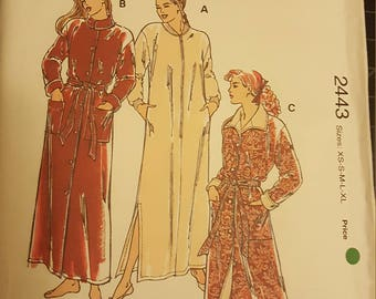 Kwik Sew 2443 Vintage Sewing Pattern