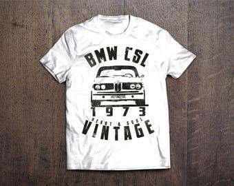 BMW shirts, BMW CSL vintage t shirts, Vintage cars shirts, cars tshirts, german cars shirts, bmw t shirts, men tshirts, women t shirts