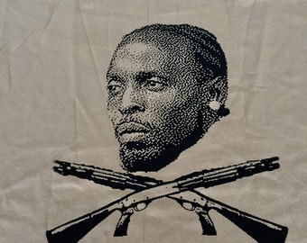 DISCONTINUED-The Wire Shirt-Omar Baltimore