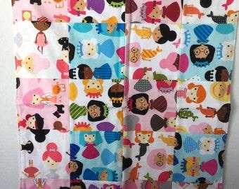 18 inch doll quilt | Etsy : doll quilt size - Adamdwight.com