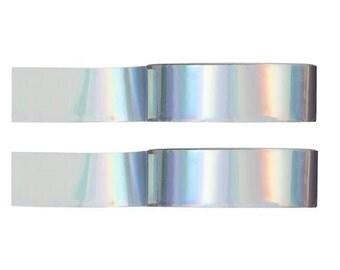 Holographic Washi Tape - Holographic Washi - Holographic Stationery - Holographic Washi Tapes