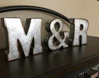 7 Inch Metal Letters Clearance Metal Letter Az Metal Letters 7 Inch Letteryou