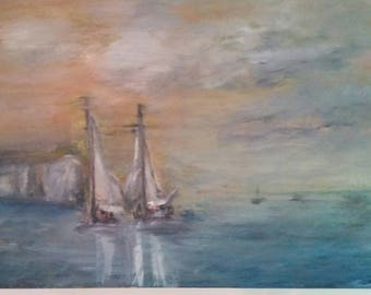 Serene Sails