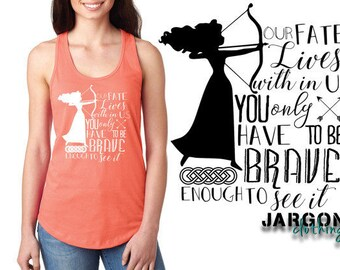SALE ITEM ** You only have to be brave