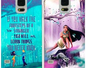 Pocahontas phonecase