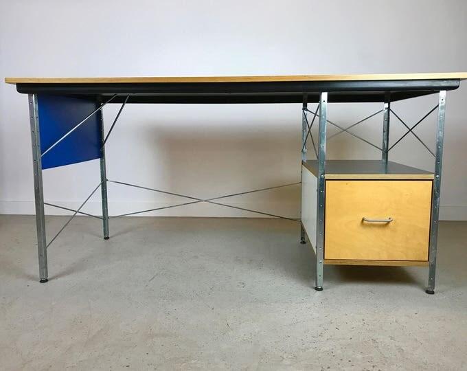 Mid Century Modern EAMES for Herman Miller ESU EDU Desk