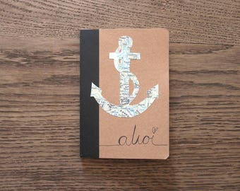 "note book ""Ahoi"""