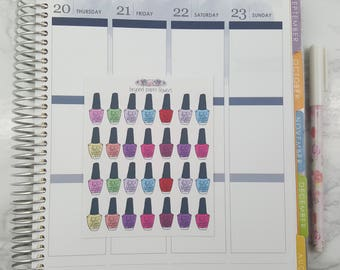 28 Colorful OPI Nail Polishes