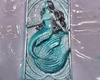 Novelty Soap, Mermaid Soap, Ocean Mist