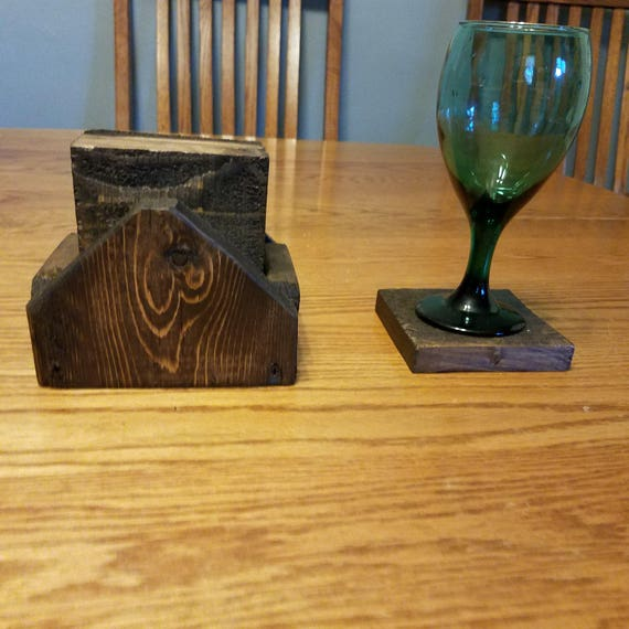 Man Cave Chairs With Cup Holder : Coasters drink holder coaster wooden man