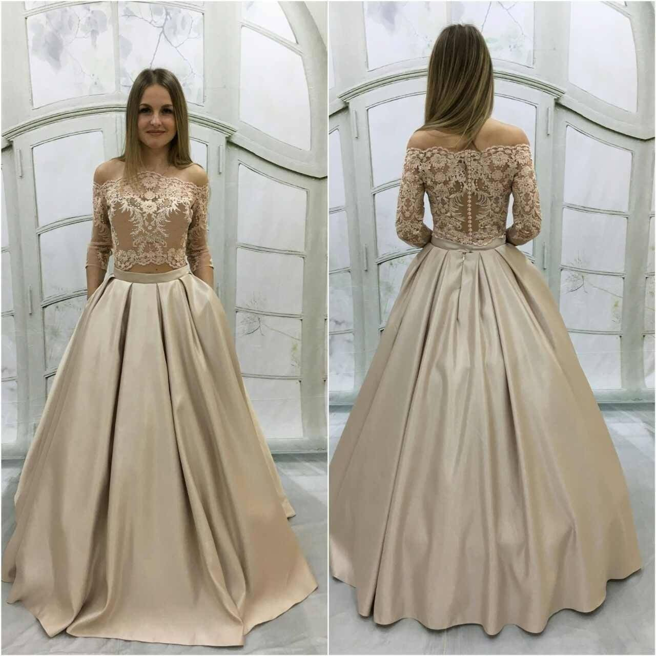 beige vintage wedding dress great ideas for fashion