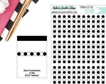 Box Dividers Planner Stickers
