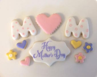 Mother's Day cookie box set