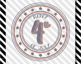 4th of July svg cut file - Patriotic svg - Independence Day cut file - Patriotic svg cut file - 4th of July svg - 4th of July vector cut