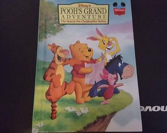 Disney Poohs Grand Adventure 1997 Printing