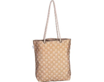 JOLI Canvas eco friendly Reusable Shopping Tote Hand Bag