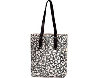 DRITI Canvas eco friendly Reusable Shopping Tote Hand Bag