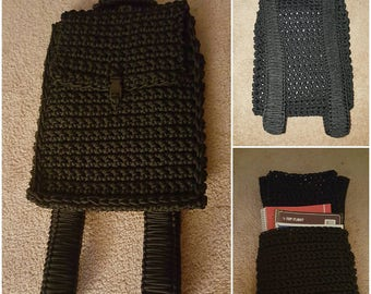 Paracord backpack