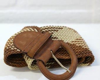Belt boho Bohemian Made in Italy