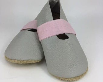 Baby Mary Jane Moccasins