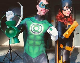 GREEN LANTERN bodysuit